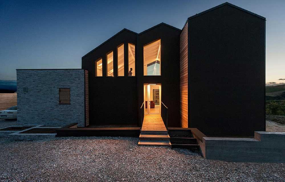 Casa Acasia progetto Studio Scaramucci