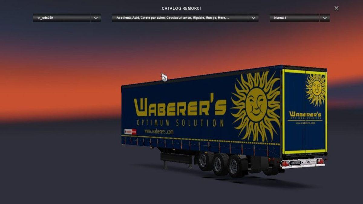 Waberer's Combo Pack