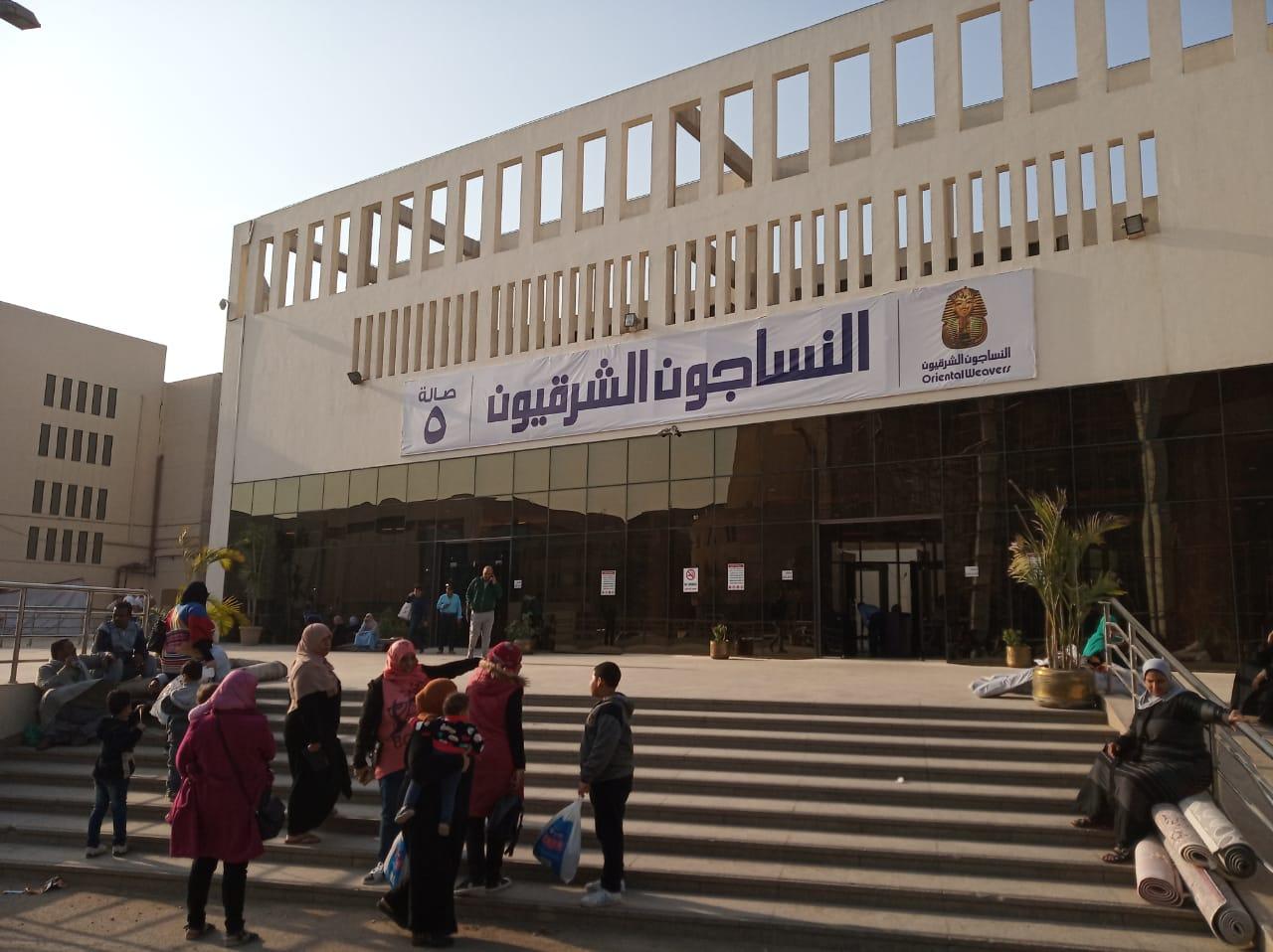 معرض القاهرة الدولى للسجاد من 20 مارس حتى 29 مارس 2019