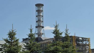 Usina de Chernobyl hoje