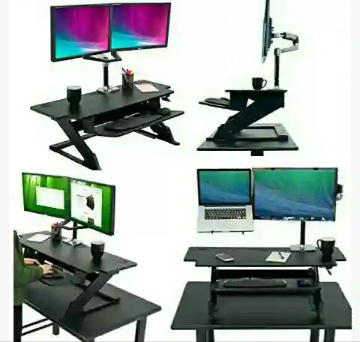 iMovR Office Desk Workspace Converter