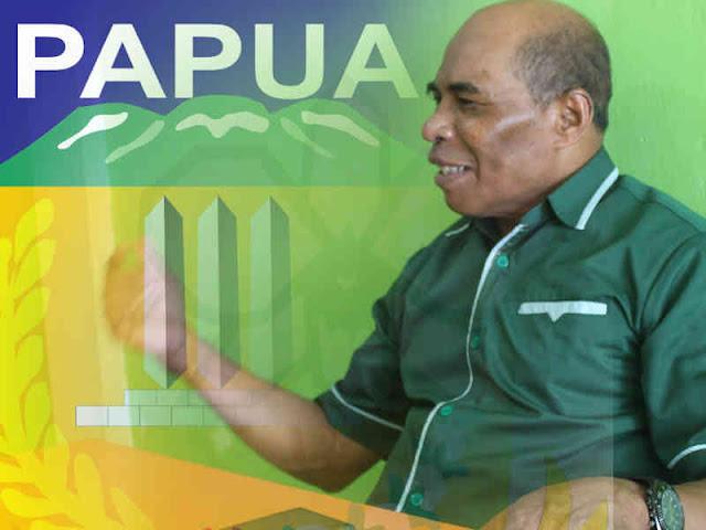 Orgeney Kaway Nilai Papua Alami Peningkatan Pembangunan yang Positif