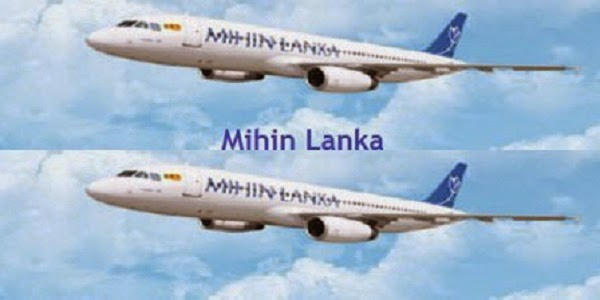 Dhaka-Colombo Flight Schedule of Mihin Lanka Airline