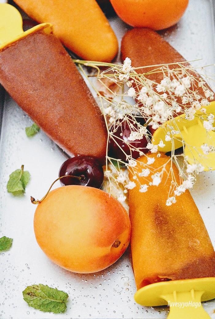 Como hacer polos de frutas en casa - TuvesyyoHago
