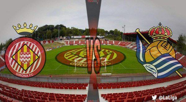Girona vs Real Sociedad Full Match & Highlights 17 November 2017