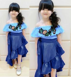 Baju Anak Perempuan Lucu Terbaru