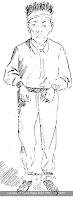 Luk Kow, hanged at Boggo Road Gaol, Brisbane, 1906.