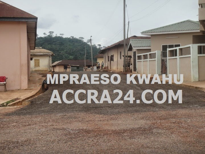 Why Mpraeso-Kwahu Good For Easter Days