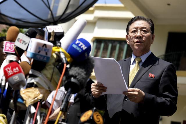 Penyiasatan Mengikut Piawaian Korea Utara Tidak Perlu Pertikai
