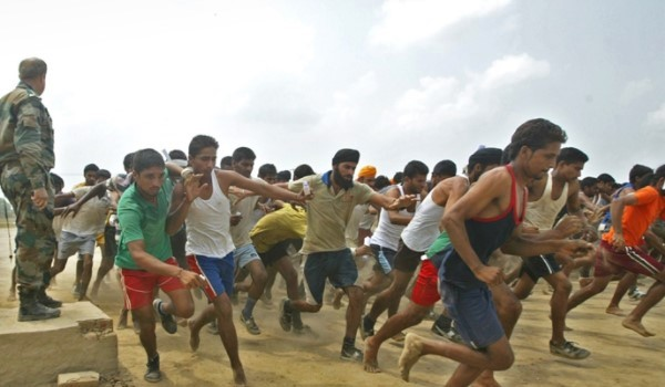 Jagdalpur Army Rally, Indian Army Rally, Open Bharti Rally