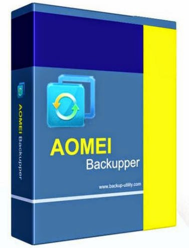 AOMEI Backupper Professional 2.1.0 + Key