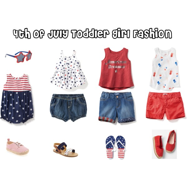 Stars and Stripes // 4th of July toddler fashion {plus Little Dove Giveaway}