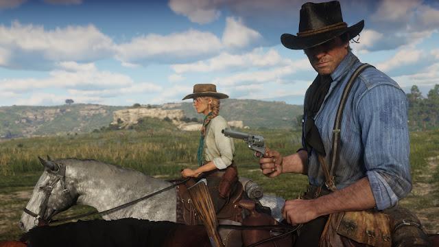 Red Dead Redemption 2 Gameplay Screenshot