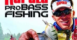 PRO TÉLÉCHARGER BASS FISHING PSP RAPALA