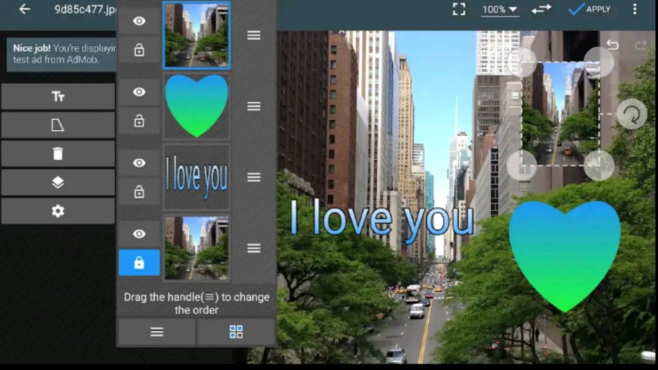 Photo Editor: aplikasi pembuat logo brand offline