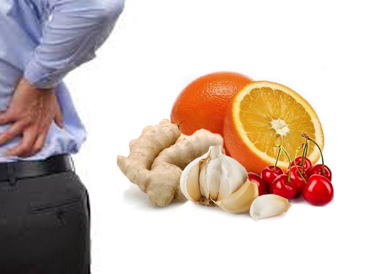 Makanan Sebagai Obat Menyembuhkan Pegal