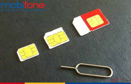 Đổi sim Nano MobiFone