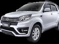 Perbedaan Tipe Daihatsu Terios X, X-Extra, R dan R-Adventure