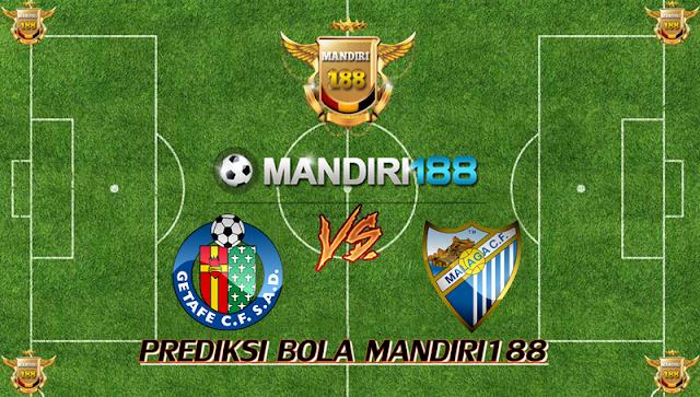 AGEN BOLA - Prediksi Getafe vs Malaga 13 Januari 2018