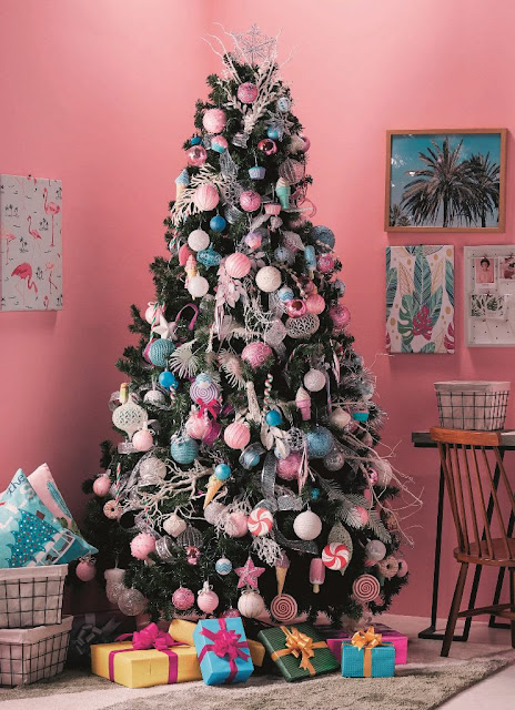 sweet candy theme Christmas tree