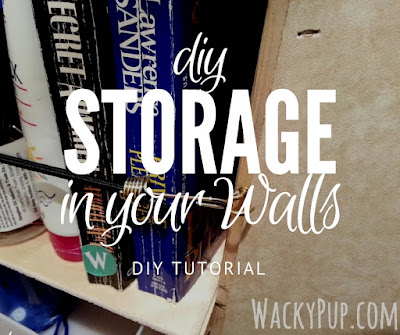 Find Hidden Storage in Your Tiny House, Camper or Home! This site is full of amazing ideas!