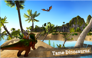Game The Ark of Craft Dinosaurs V1.2 MOD Apk ( Unlimited gems / gold & No ads pack purchased )