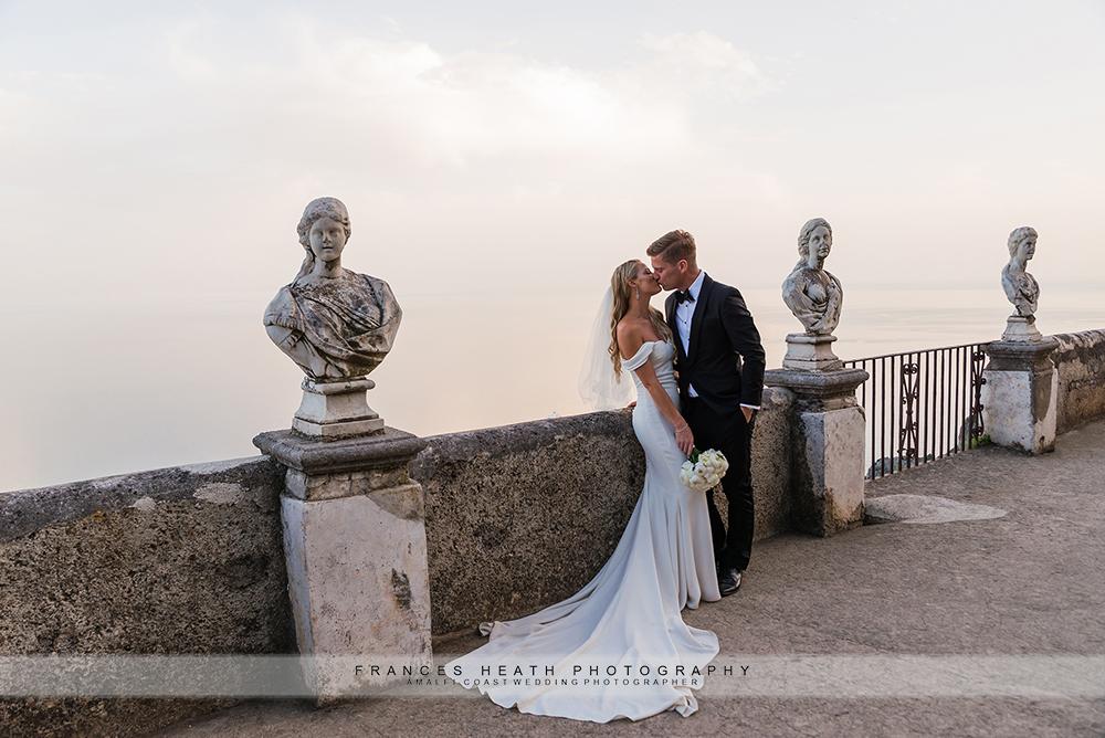 Wedding at Villa Cimbrone