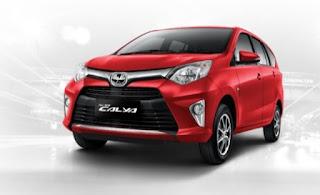 Harga di Pontianak Toyota Calya Red