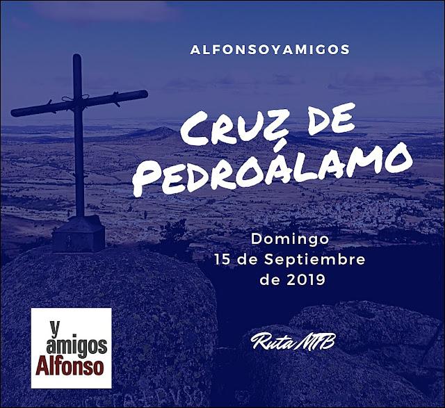 AlfonsoyAmigos - Cruz Pedroálamo
