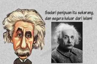 Video Apologetik Hina Tuhan Gunakan Kartun Einstein Forumriau