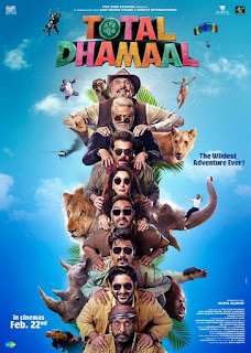 Total Dhamaal Budget, Screens & Box Office Collection India, Overseas, WorldWide