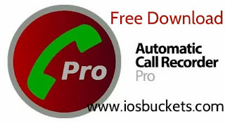 Automatic Call Recorder Pro APK For iPhone Free Download No Jailbreak