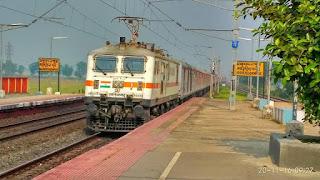 Sealdah Rajdhani Express