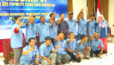 Lowongan Kerja Jobs : Engineering Manager Produksi Midsole-Phylon Sepatu, Asisten Manager Produksi Midsole-Phylon Sepatu Lulusan Min SMA SMK D3 S1 PT Sung Shin Indonesia