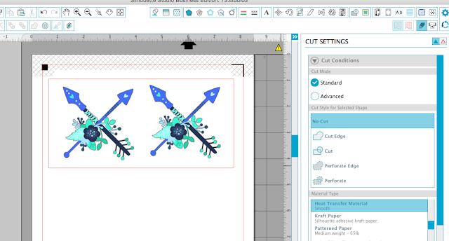 silhouette cameo tutorials, silhouette cameo print and cut