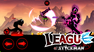 League of Stickman MOD APK-League of Stickman