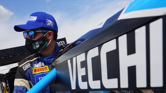 HUGO OLIVERAS, SANTIAGO TOVAR, RUBÉN PARDO Y GIANCARLO VECCHI LISTOS PARA UNA FECHA DOBLE EN PUEBLA DE NASCAR MEXICO