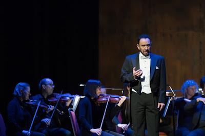Rossini Fireworks! - Luciano Botelho - English Touring Opera (Photo William Knight)