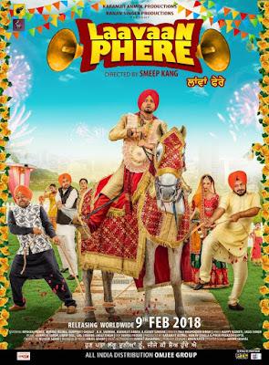 Laavaan Phere 2018 Punjabi 720p DTHRip 900Mb x264