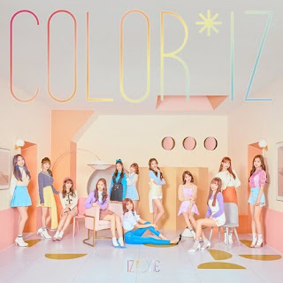 Download MP3 MV Lyrics IZ*ONE – La Vie en Rose (라비앙로즈)