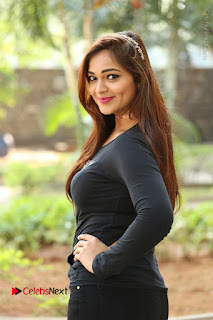 Actress Aswini Latest Stills in Black Denim Jeans  0126.JPG