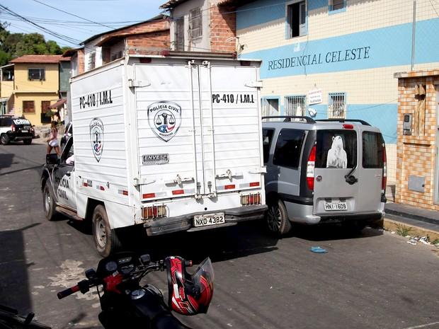 215 homicídios já foram registrados em 2016 em São Luís, diz SSP-MA