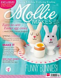 Mollie Makes Magazine Issue 25