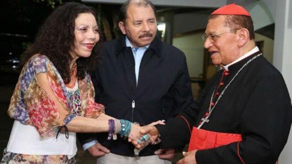 Gobierno de Nicaragua reitera disposición al diálogo nacional