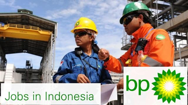 Lowongan Kerja BP (British Petroleum) Indonesia Mei 2017