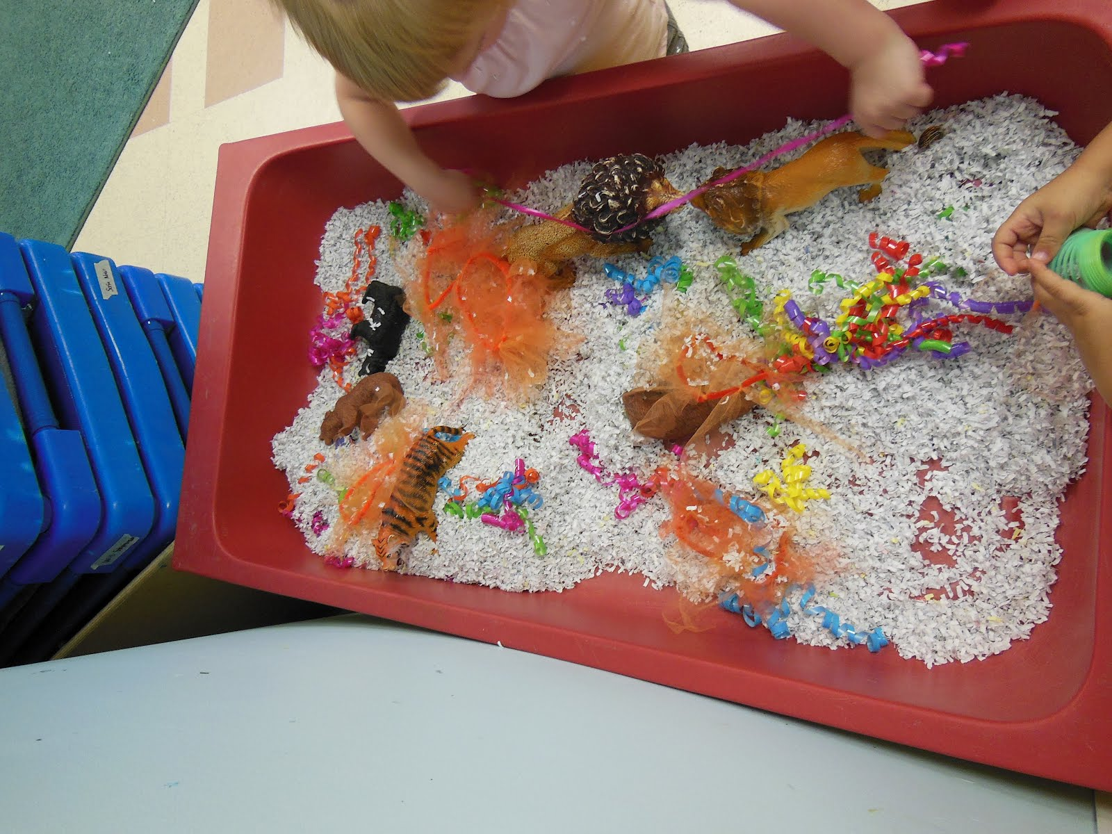 That Creative Teacher Circus Sensory Table