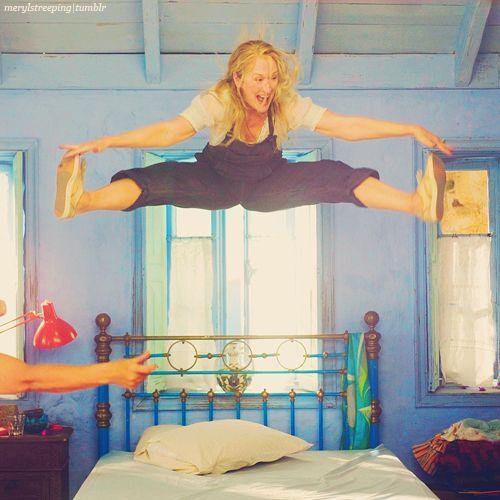 """Meryl Streep """"Mama Mia"""""""