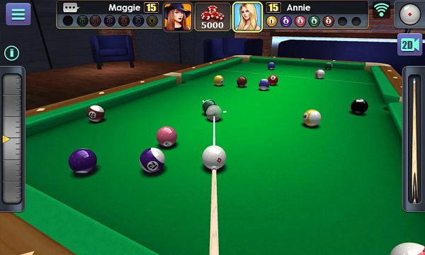Download 3D Pool Ball Mod Apk HD Android Game