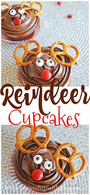 reindeer-cupcakes