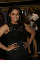 Wamiqa Gabbi in a sleeveless Black Designer Transparent Gown at 64th Jio Filmfare Awards South ~  Exclusive 143.JPG